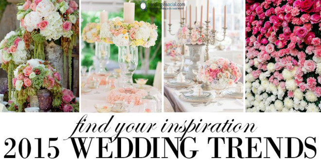 Magnificent Wedding Trends