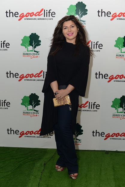 Nina Akbar launches the good life by Sukh Chan in Lahore