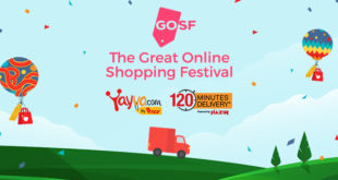 Yayvo Sets Shopping Record at GOSF 2016 with Amazing Deals