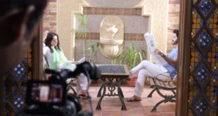 Off Screen Couple Sarwat Gilani & Fahad Mirza All Set to Sizzle the Screen with Their Chemistry