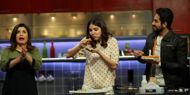 Anushka Sharma and Ayushmann Khurrana