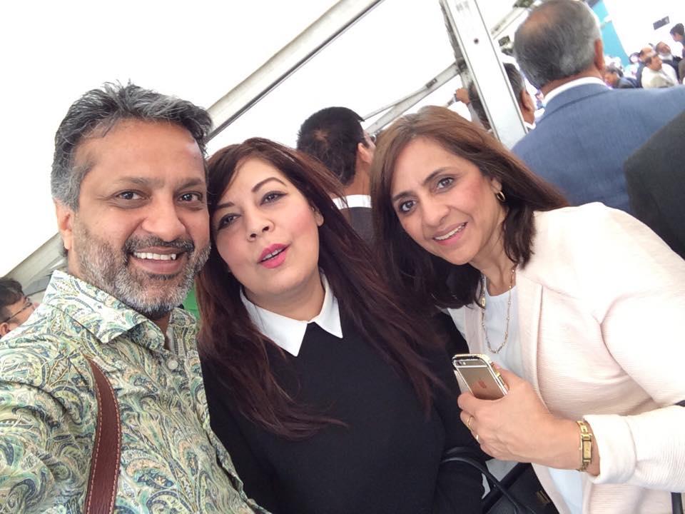 Adnan Ansari, Ayesha Salman Zaka & Shabnam Mehmood