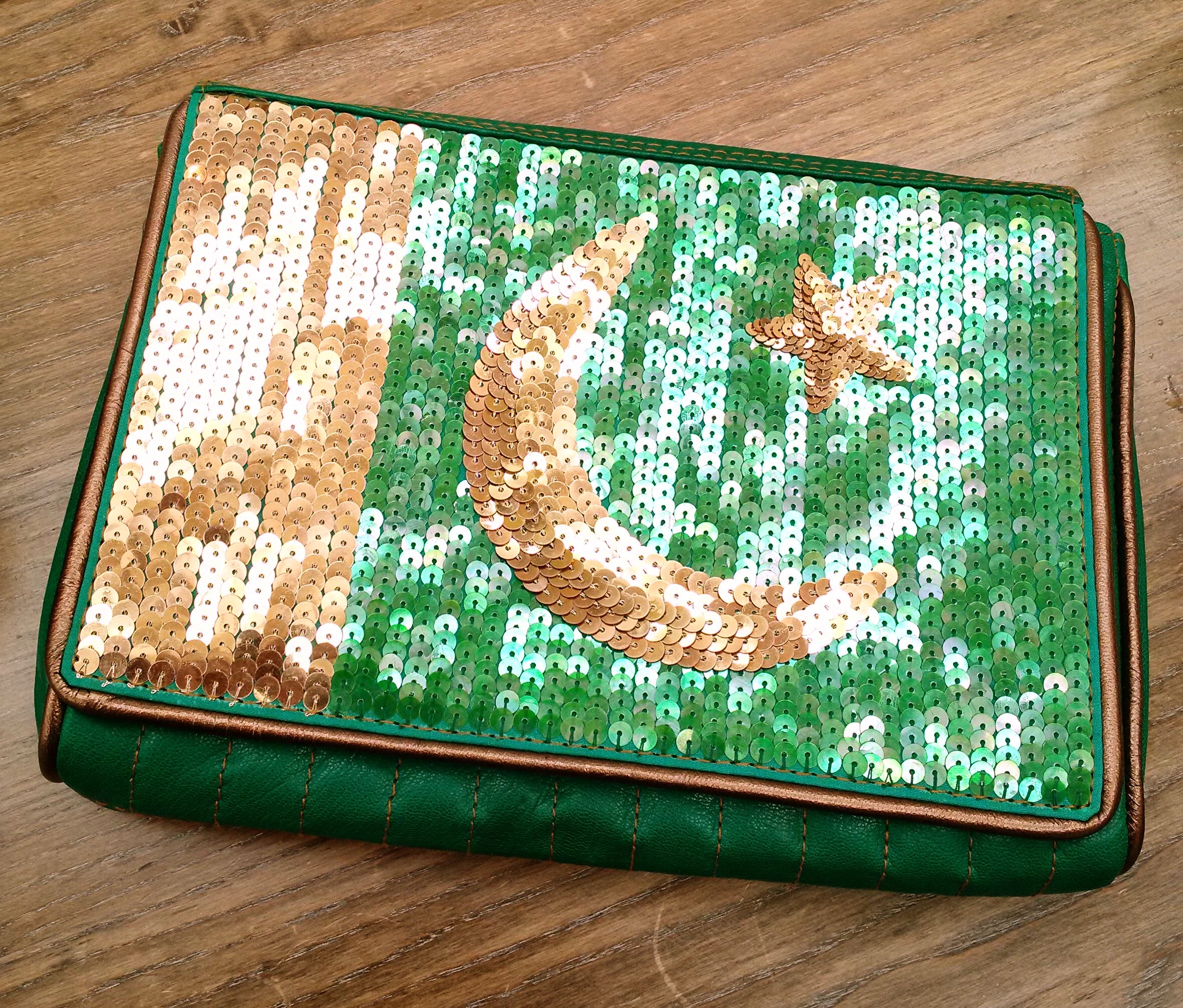 bag by Designer Mahin Hussain.