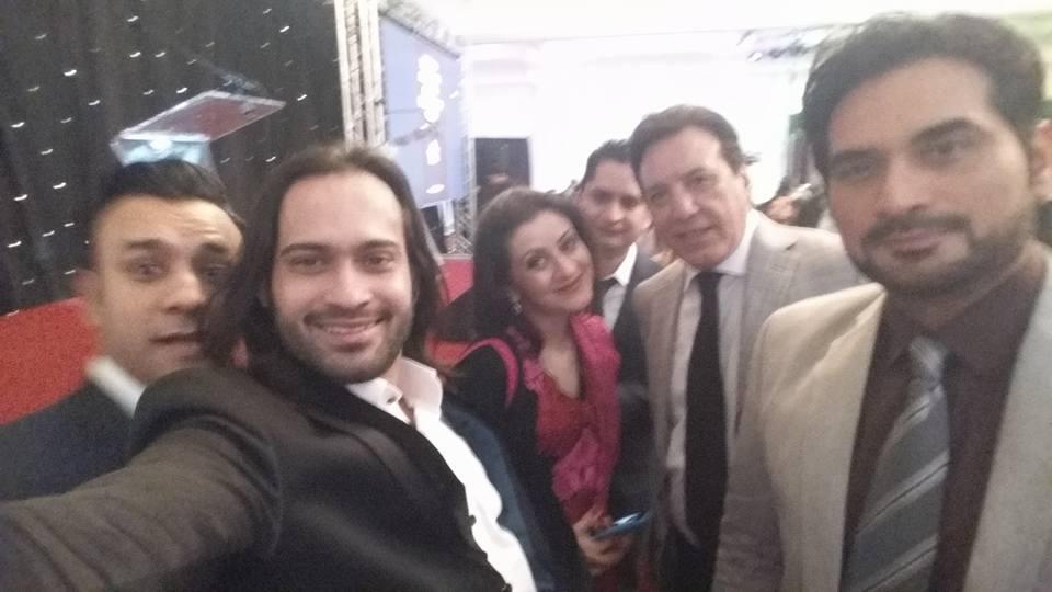 Pakistani Celebrities attend Pakistan Achievement Awards UK & Europe