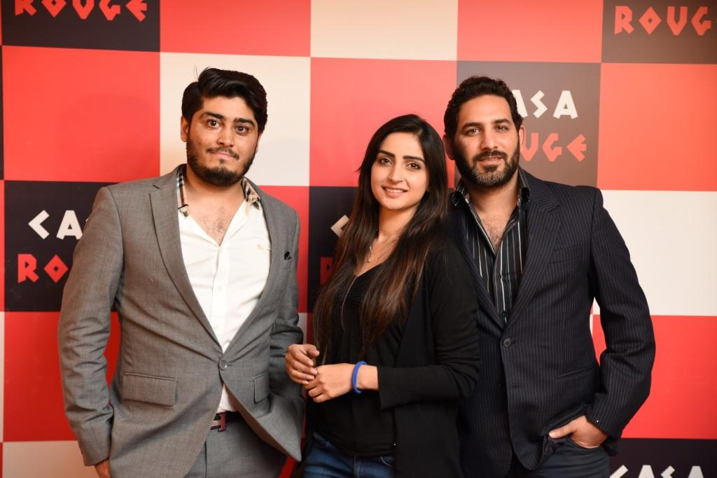 CASA ROUGE Restaurant and Terrace Bar Launch in Islamabad