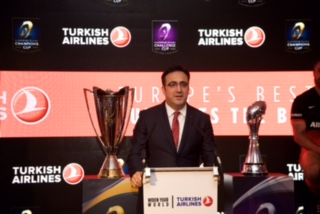 M. Ilker Ayci, Chairman of Turkish Airlines [2]