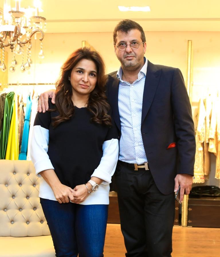 Mona & Rameez Sattar