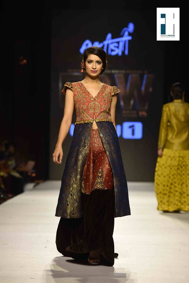 From Tuscany With Love by FNKASIA by Huma Adnan at FPW15