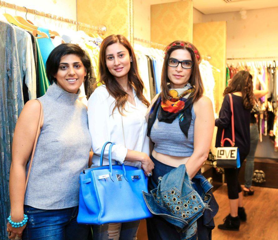 Rabiya Nawaz, Shenila & Ayeshah Saleem