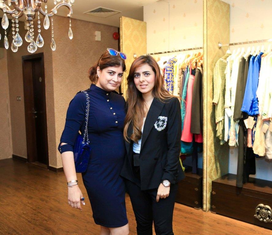 Sarah Tariq & Honey Jaffery