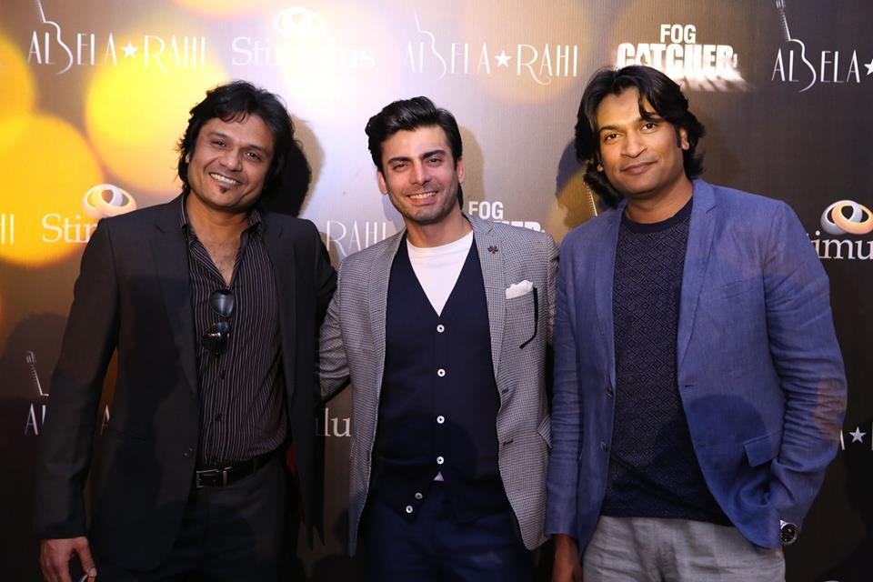 Fawad Khan to play lead in ''Albela Rahi'' A Film based on the life of music icon Alamgir
