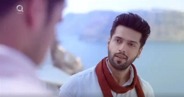 Fahad Mustafa In Qmobile Lt700 Pro Tvc Entertainment