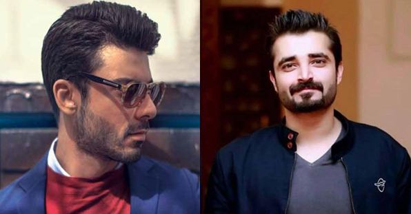 This Hilarious Comparison between Fawad Khan and Hamza Ali Abbasi will leave you in Fits
