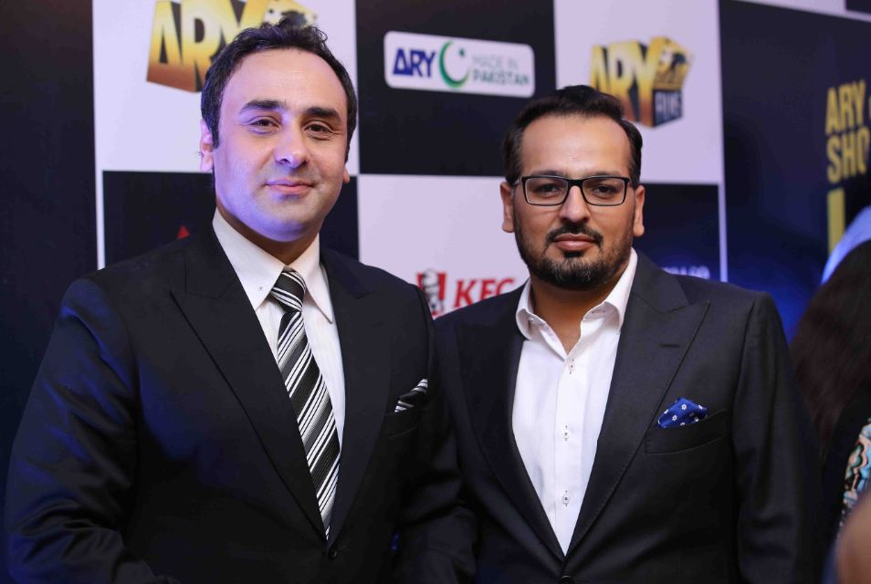ARY Films and Showcase Films hosted an exclusive media event for their film Lahore Se Aagey