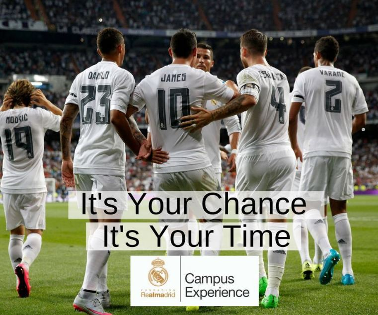 Real Madrid Foundation Campus Experience Pakistan Registrations Open