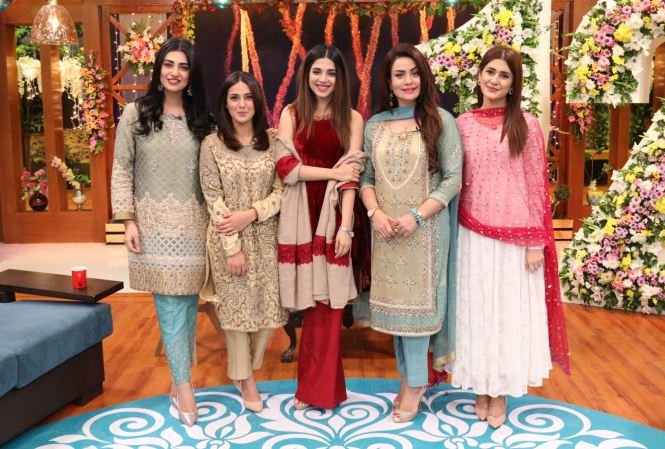 HUM Network Limited celebrates 12th anniversary of its premier
