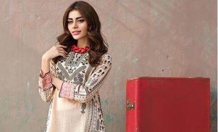 28f16f7651 Khaadi Unveils 2 Piece Lawn Collection - Trendinginsocial