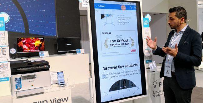 Samsung unveils IoT Experience at MENA Forum 2018 - Trendinginsocial