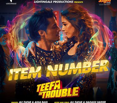 music for teefa in trouble launches with first groundbreaking release of item number. Black Bedroom Furniture Sets. Home Design Ideas