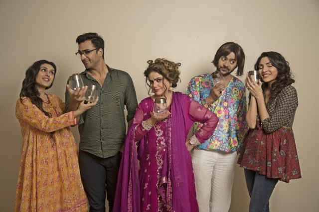 Hum brings the most exciting , enticing and star-studded Eid