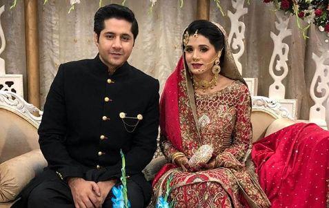 Actor Imran Ashraf Wedding At A Glance Trendinginsocial