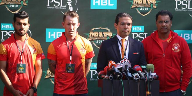 HBL Update: Final Squads Of All Six Teams Participating In HBL PSL4