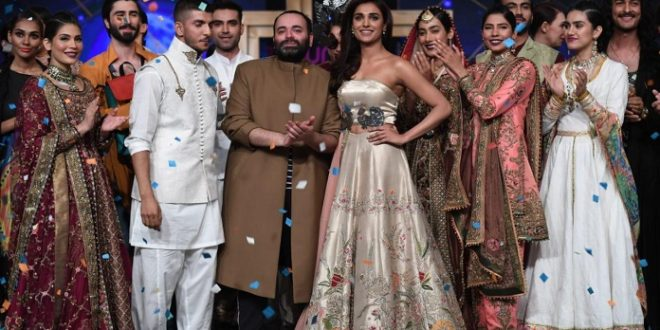 PFDC Sunsilk Fashion Week 2019 Commences with exquisite designer