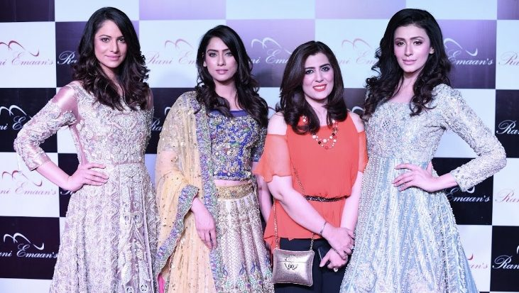 Rani Emaan S Designer Studio Launched In Islamabad Trendinginsocial