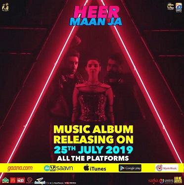 IRK Films Releases Heer Maan Ja Full Music Album