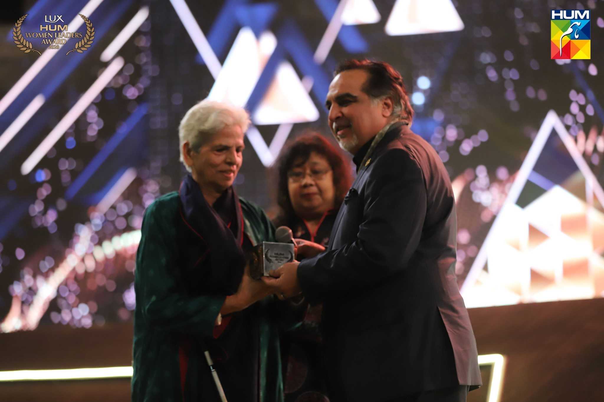 Iconic Women From Pakistan And Abroad Honoured At Hum Women Leaders Award