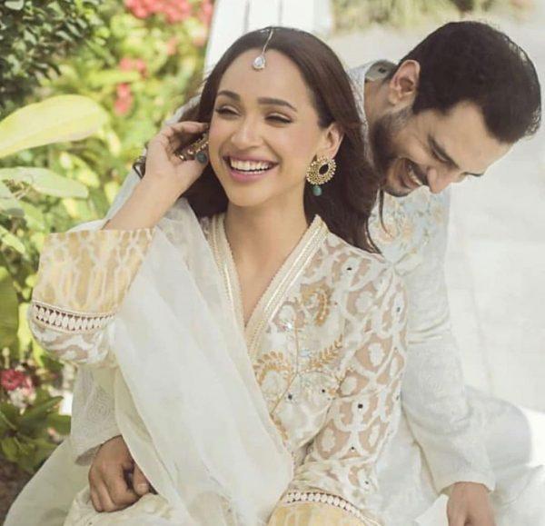 Actors Faryal Mehmood and Daniyal Raheel Wedding Pictures - Trendinginsocial