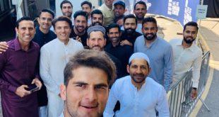 Team Pakistan celebrates Eid Ul Adha 2020 today in England